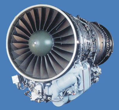 R-95Sh Turbojet Engine