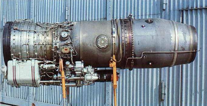 R-195 Turbojet Engine